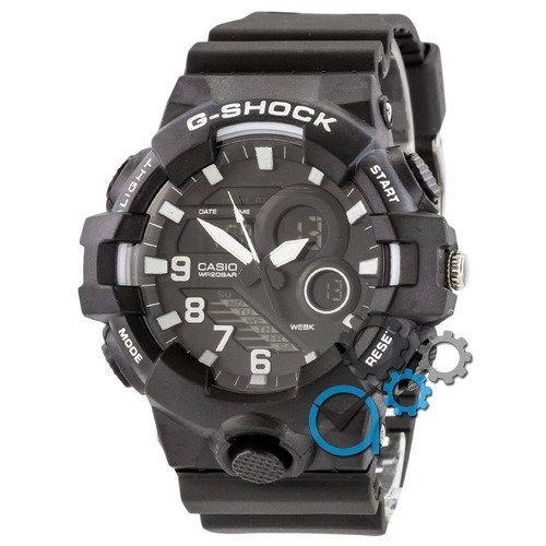 Наручные мужские часы Casio G-Shock GWL-50 Black-White
