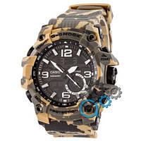 Наручные мужские часы Casio G-Shock GG-1000 Militari-Brown