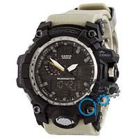 Наручные мужские часы Casio G-Shock GWG-1000 Black-Gray Wristband New