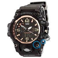 Наручные мужские часы Casio G-Shock GWG-1000 Black-Cuprum New