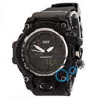 Наручные мужские часы Casio G-Shock GWG-1000 All Black New