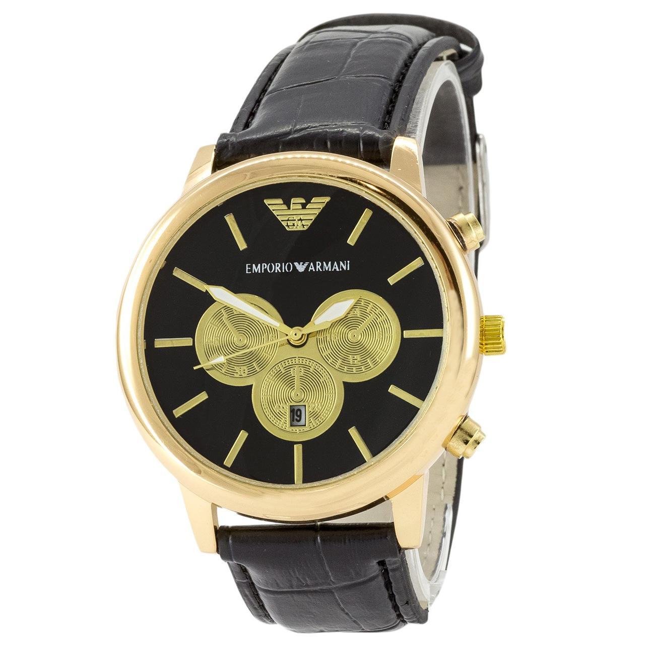 Наручные мужские часы Armani SSB-1001-0172