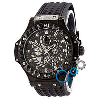 Наручные мужские часы Hublot Big Bang Automatic Depeche Mode Dark