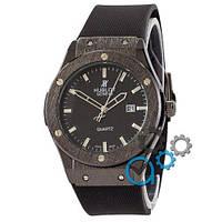 Наручные мужские часы Hublot Classic Fusion All Black