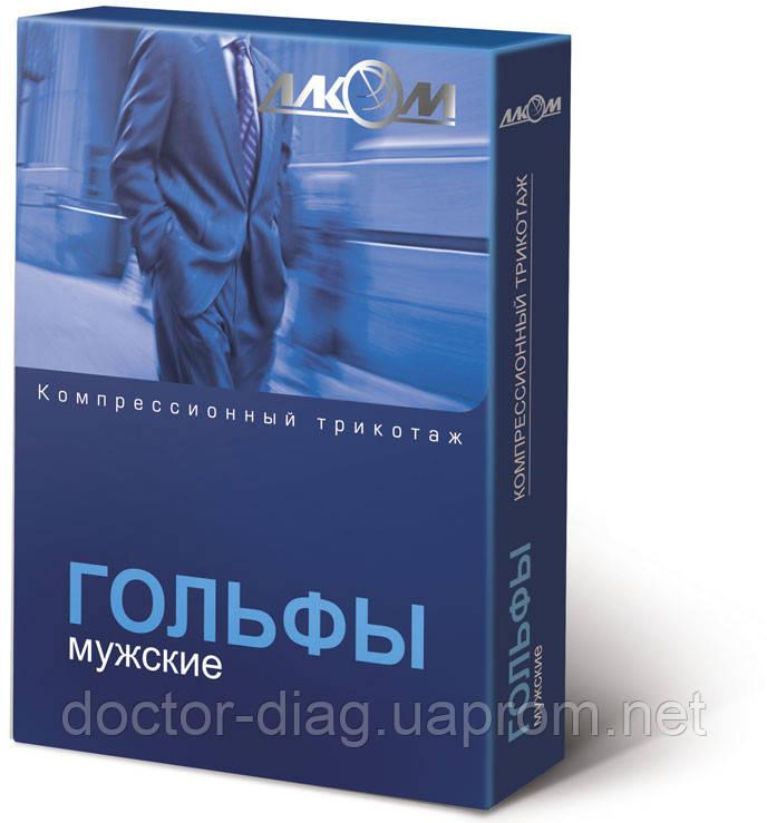 Алком Гольфы мужские Алком 1 кл.к. (AD 40-44 см), арт. M5051
