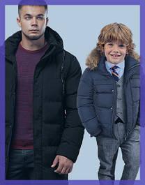 Мужские зимние, демисезонные куртки и воздуховики Braggart