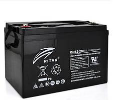 Аккумуляторная батарея RITAR CARBON DC12-200C 12V 200Ah