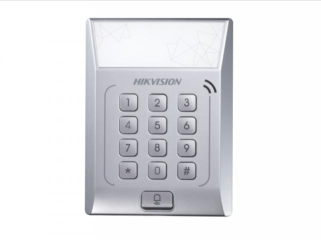 Автономный контроллер доступа Hikvision DS-K1T801-M