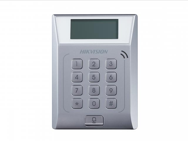 Автономный сетевой контроллер доступа Hikvision DS-K1T802E