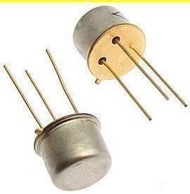 2Т653А (Au) транзистор NPN переключательный (h21э=40...150) (UКБ0 max.=130в) (ТО5) 5-я приемка