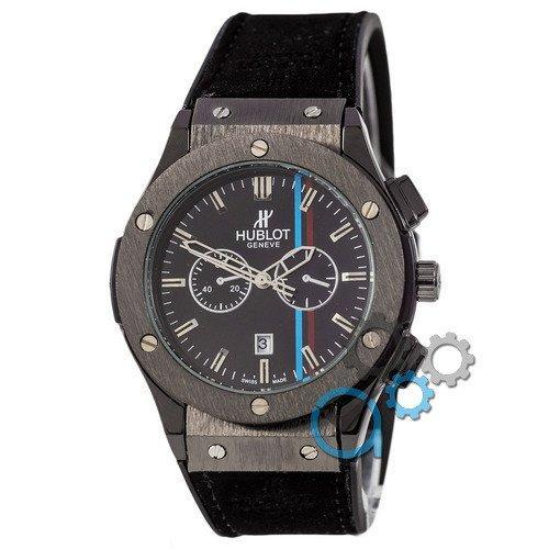 Наручные мужские часы Hublot 882888 Classic Fusion All Black