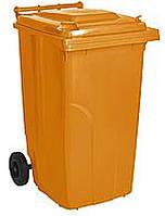 Бак мусорный для ТПВ 120л Алеана 122064