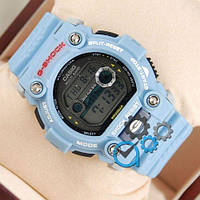 Наручные мужские часы Casio G-Shock DW-6900 Blue