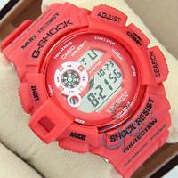 Наручные мужские часы Casio G-Shock GW-9300 Red
