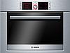 Духовой шкаф Bosch HBC 26D553 ( электрическая с пароваркой, 38 л )
