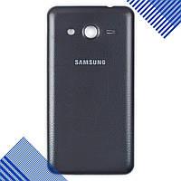 Задняя крышка Samsung G355H Galaxy Core 2 Duos, цвет черный