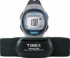 Годинник Unisex Timex Personal Trainer HRM Alarm Watch T5K738