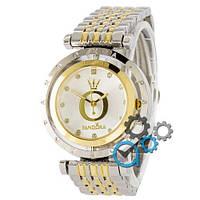 Наручные женские часы Pandora 6861 Cristal Silver-Gold-Silver