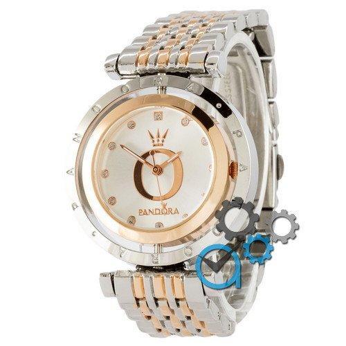 Наручные женские часы Pandora 6861 Cristal Silver-Cuprum-Silver
