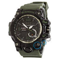 Наручные мужские часы Casio G-Shock GG-1000 Black-Militari Wristband