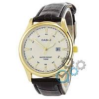 Наручные мужские часы Casio T20 Black-Gold-White