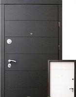 Двери X 001 Оптима венге/белый супермат «Стильные двери» (Украина)