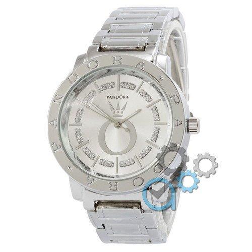 Наручные женские часы Pandora 6301 Cristal All Silver