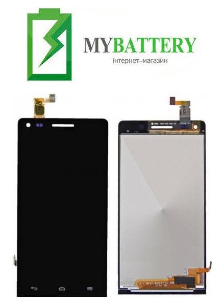 Дисплей (LCD) Huawei G6 3G (G6-U10 Ascend/ G6 4G (G6-L11)/ P7 Mini с сенсором черный
