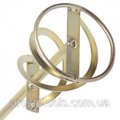 Миксер-насадка для смесей 140*600 мм М14Intertool HT-4016