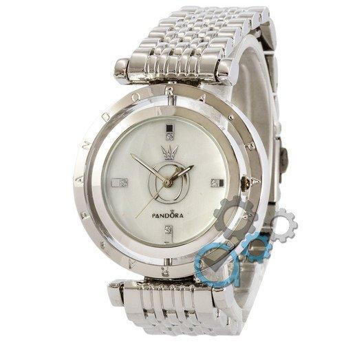 Наручные женские часы Pandora 6861 Silver-White