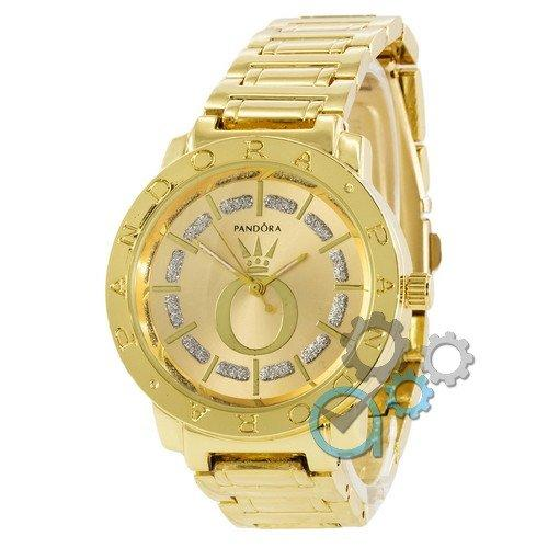 Наручные женские часы Pandora 6301 All Gold