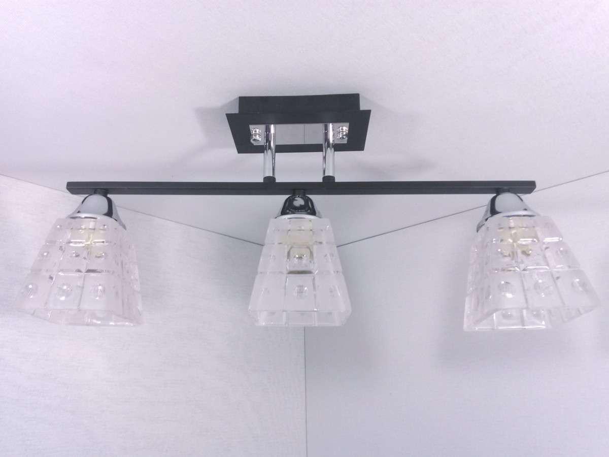 Люстра потолочная на 3 лампочки YR-50239/3