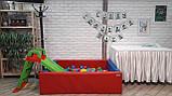 Сухий басейн з кульками Kidigo 1,5*1,2, фото 2