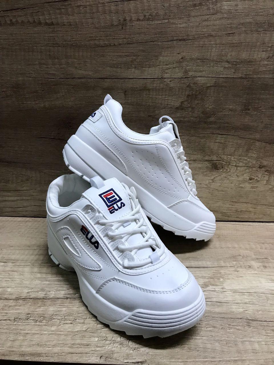 Женские кроссовки на платформе Sopra 93-10