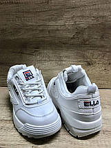 Женские кроссовки на платформе Sopra 93-10, фото 2