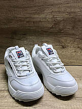 Женские кроссовки на платформе Sopra 93-10, фото 3