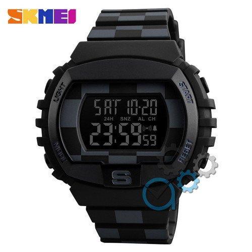 Наручные мужские часы Skmei 1304 Black-Gray