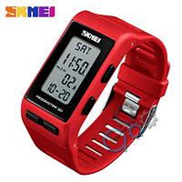 Наручные мужские часы Skmei 1363 Red