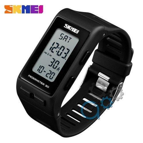 Наручные мужские часы Skmei 1363 Black