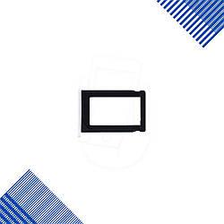 Держатель SIM карты для iPhone 3G, iPhone 3GS, цвет белый (наружная часть)