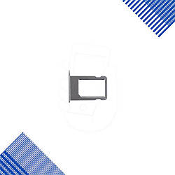 Держатель SIM карты для iPhone 5S, цвет белый