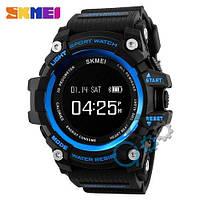 Наручные мужские часы Skmei 1188 Black-Blue