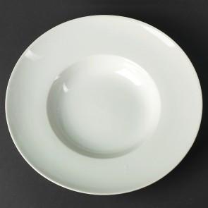 Тарелка для пасты фарфоровая 350 мл Helios (A1113)