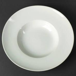 Тарелка для пасты фарфоровая 350 мл Helios (A1113), фото 2