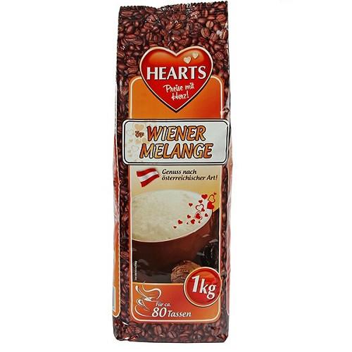 Каппучино Hearts Cappuccino wiener melange 1 кг