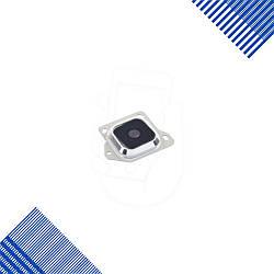 Стекло для камеры Samsung A300H Galaxy A3 (2015), A300F, с ободком, цвет белый