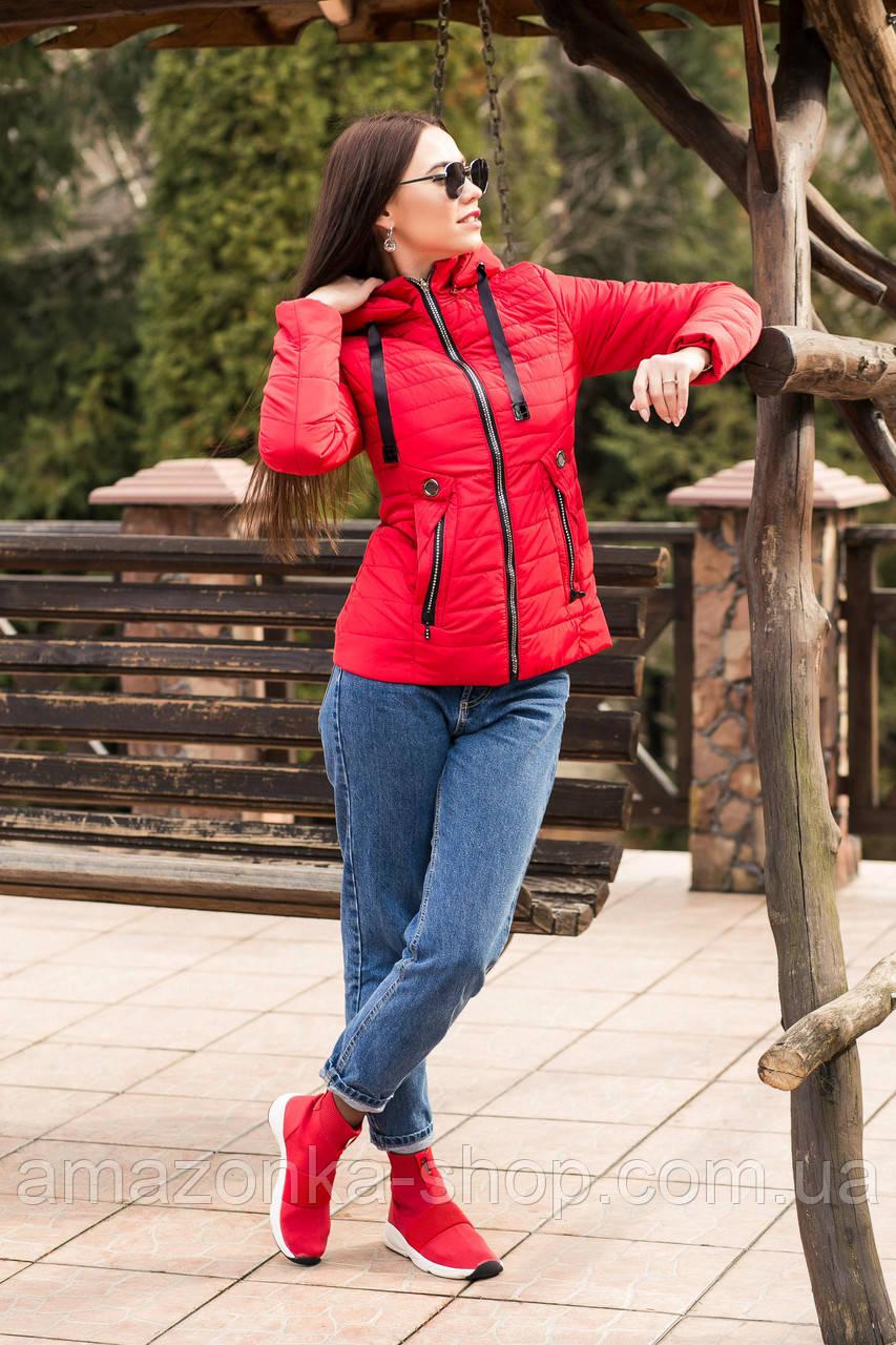 Женская куртка от производителя - модель 2019 - (кт-426)