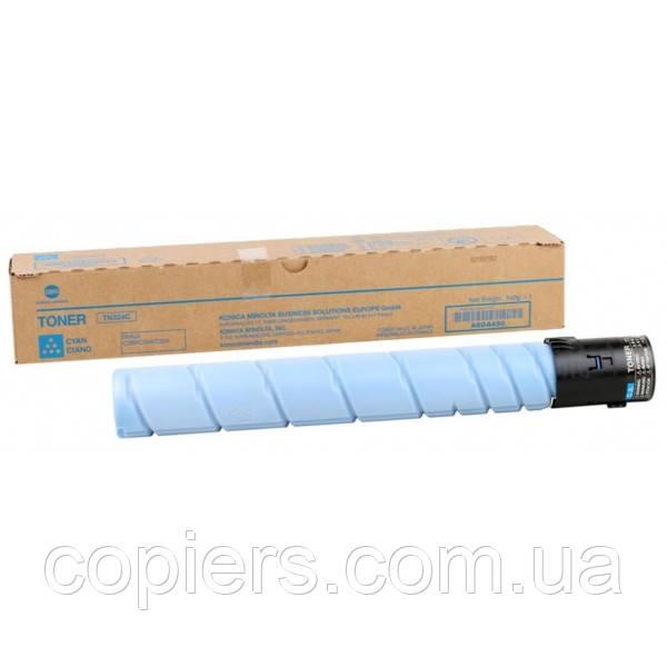 Тонер картридж TN-324 C Konica Minolta  Bizhub C258/ C308/ C368, A8DA450 оригинал