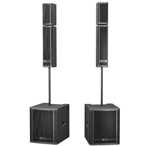 Активний акустичний комплект MAG Audio VerA L