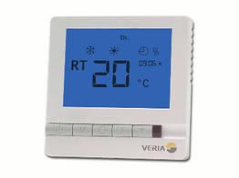 Veria Control T45 - программируемый терморегулятор  с простым таймером